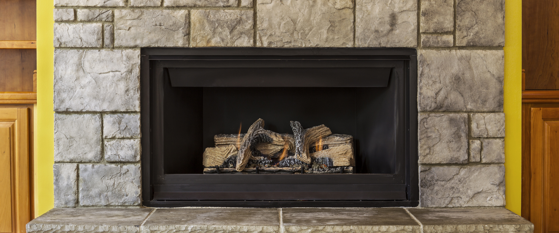Fireplace Sioux Falls  Get your gas fireplace serviced by Zoom Fix today.
